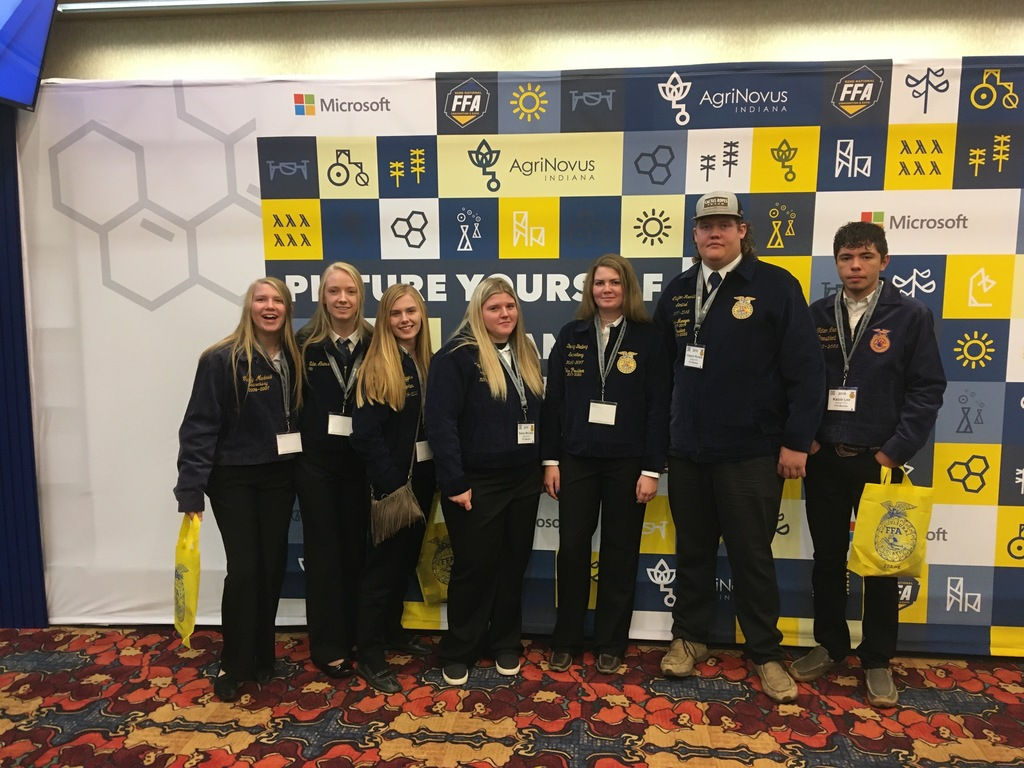 FFA officers 2019-2020