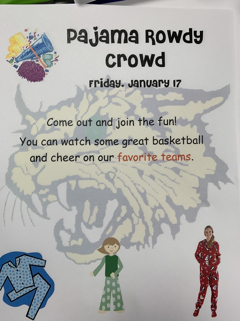 Rowdy Crowd Friday January 17